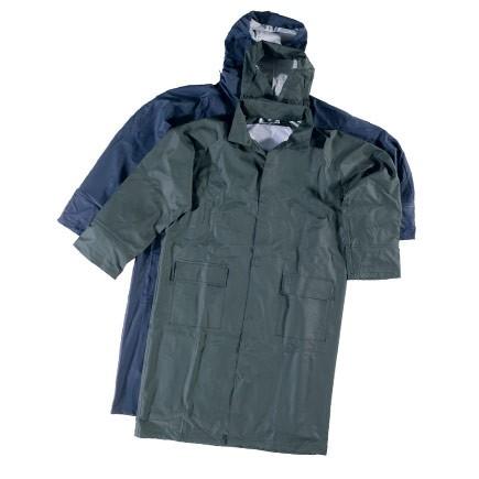 G p m cappotto antipioggia divise uniformi impermeabile - Fuga impermeabile ...